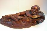 1755 China Kunstgewerbe LIU HAIXIAN Holzplastik