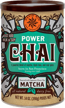 POWER Chai mit Matcha