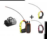 Pack alpha 100F avec 2 colliers T5F et 1 Collier TT15F