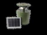 Agrainoir automatique Power  Feeder avec panneau solaire solaire et batterie