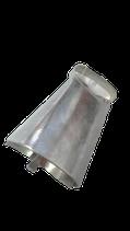 Sonaillon acier silver 50 mm