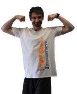 T-Shirt weiß (m) Handstand