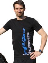 T-Shirt schwarz (m) Handstand