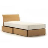 オプション:引き出し付ベッドへの変更