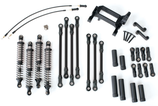 Traxxas TRX4 – Long Arm LIFT-KIT – Schwarz