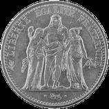 10 Francs Hercule   900/1000