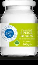 Horster Quark 500g inkl. Glas-Pfand ( in jedem Lebensmittelmarkt im Kühlregal )