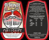 Bio-fermented Chilli Sauce