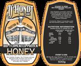 Bio-fermented Bee Pollen in Honey