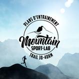 Plan d'entrainement trail court format S (30-40km)