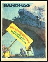Die Lokomotive in Kunst, Witz und Karikatur