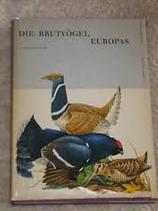 Sutter/Barruel, Die Brutvögel Europas - Dritter Band