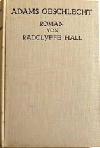 Hall Radclyffe, Adams Geschlecht