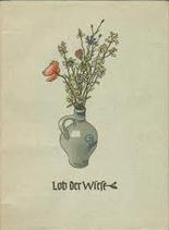 Waggerl Heinrich Karl, Lob der Wiese - Erzählung
