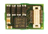Fahrzeugdecoder DH18A für SX1, SX2, DCC und MM