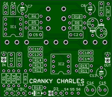 Cranky Charles Pedal Kit
