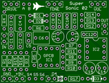 Super Sonic 02 Pedal Kit