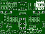 4-Track Fuzz Kit