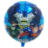 Globo Super Heroes 01