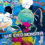 xbtcd06 - ni-21 / BLUE EYED MONSTER