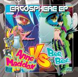 xbtcd17 - Anne Maddox vs Bee.Bee. / ERGOSPHERE EP