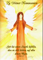 Kommunion / Gott hat seinen Engeln