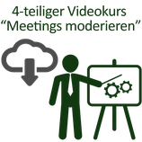 E-Content - Moderation von Meetings Videokurs