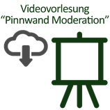 E-Content - Die Pinnwand-Moderation