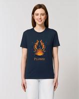 Vrijhaven T-shirt blauw