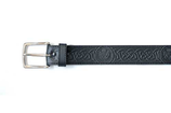 "1.5"" Trouser belt thistle"