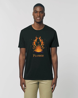Vrijhaven T-shirt zwart