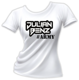 "Julian Benz ""ARMY"" Shirt Damen"