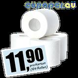 Toilettenpapier Zellstoff, 2-lagig