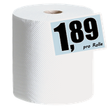 item. 111 - paperroll 100% cellulose, 1-ply, 300m