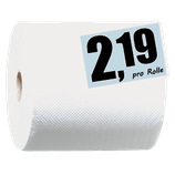 item. 141 - paperroll cellulose 100%, 2 plies