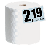 item. 131 - paperroll cellulose 100%, 2 plies