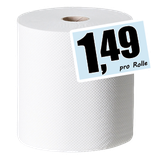 item. 127 - paperroll recycling, 1-ply