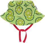 Maxomorra Sonnenhut CORD Lime 44/46