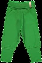 Maxomorra Babypants Rib Dark Green