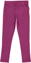 Maxomorra Leggings purple neu