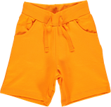 Maxomorra Shorts Regular orange