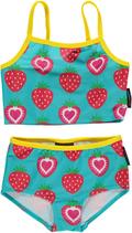Maxomorra Bikini Strawberry