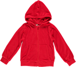 Maxomorra Kapuzenjacke Velour Red neu