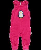 SALE 50% Maxomorra Playsuit Embroid Penguin velour