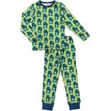 Maxomorra Pyjama Set LS Dino