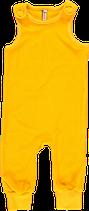 Sale! 20 % Maxomorra Playsuit Velour yellow