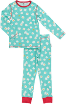Maxomorra Pyjamas Popcorn Gr. 98/104