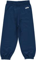 Maxomorra Pant basic Sweat dunkel blau Gr. 92