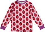 Maxomorra Shirt LS Ladybug Gr. 146/152