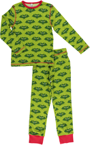 Maxomorra Pyjamas Bat Gr. 98/104